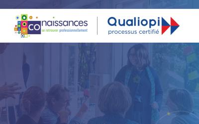 Certification Qualiopi Co Naissances