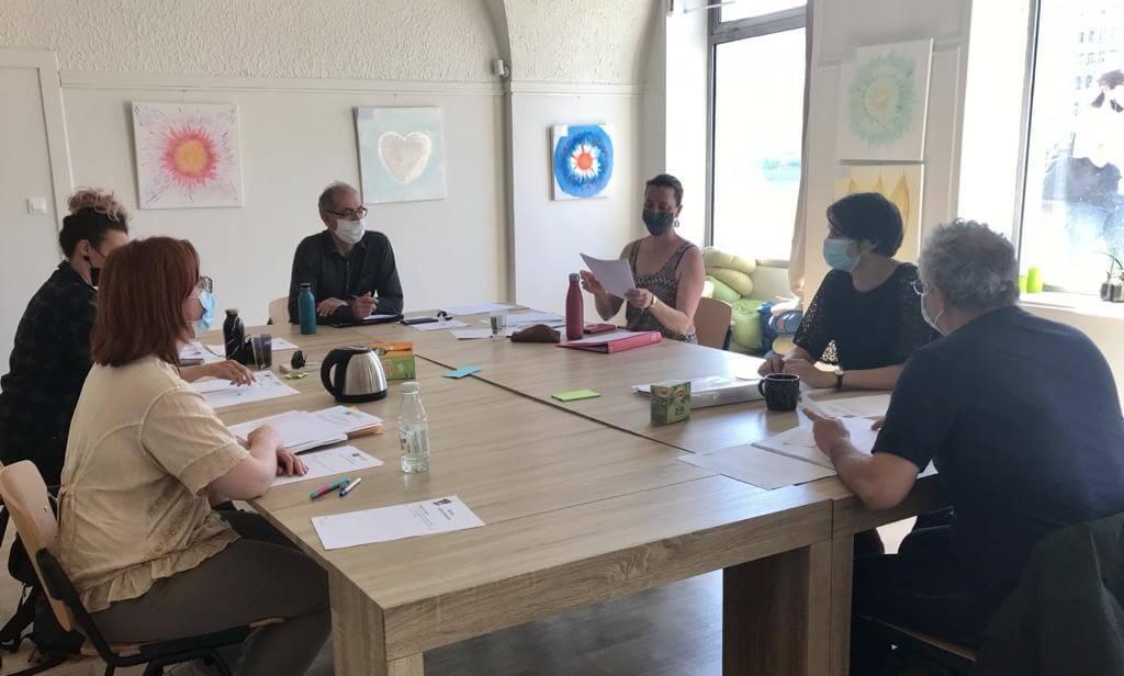 Atelier collectif du Parcours Nouveaux Possibles à Lyon