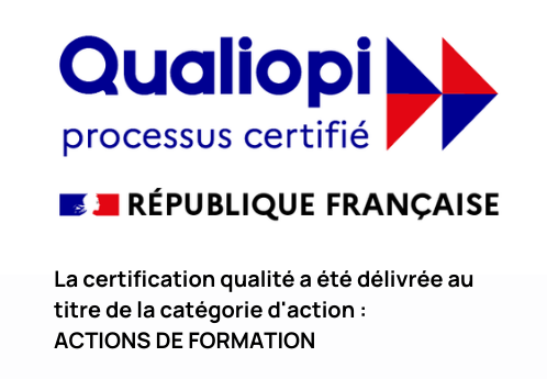 Logo Qualiopi Action de formation